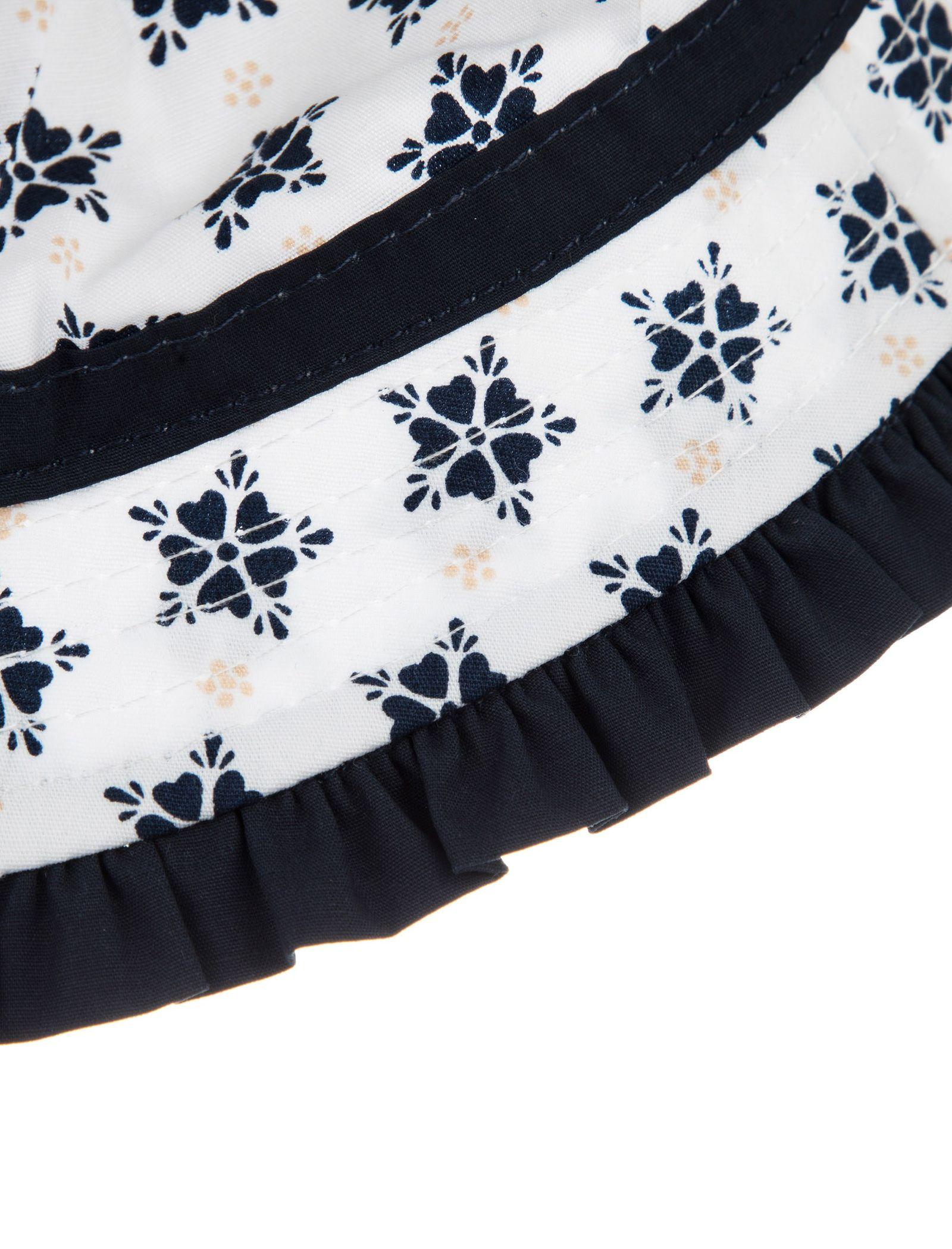 کلاه نخی نوزادی دخترانه - بلوکیدز - چند رنگ - 6