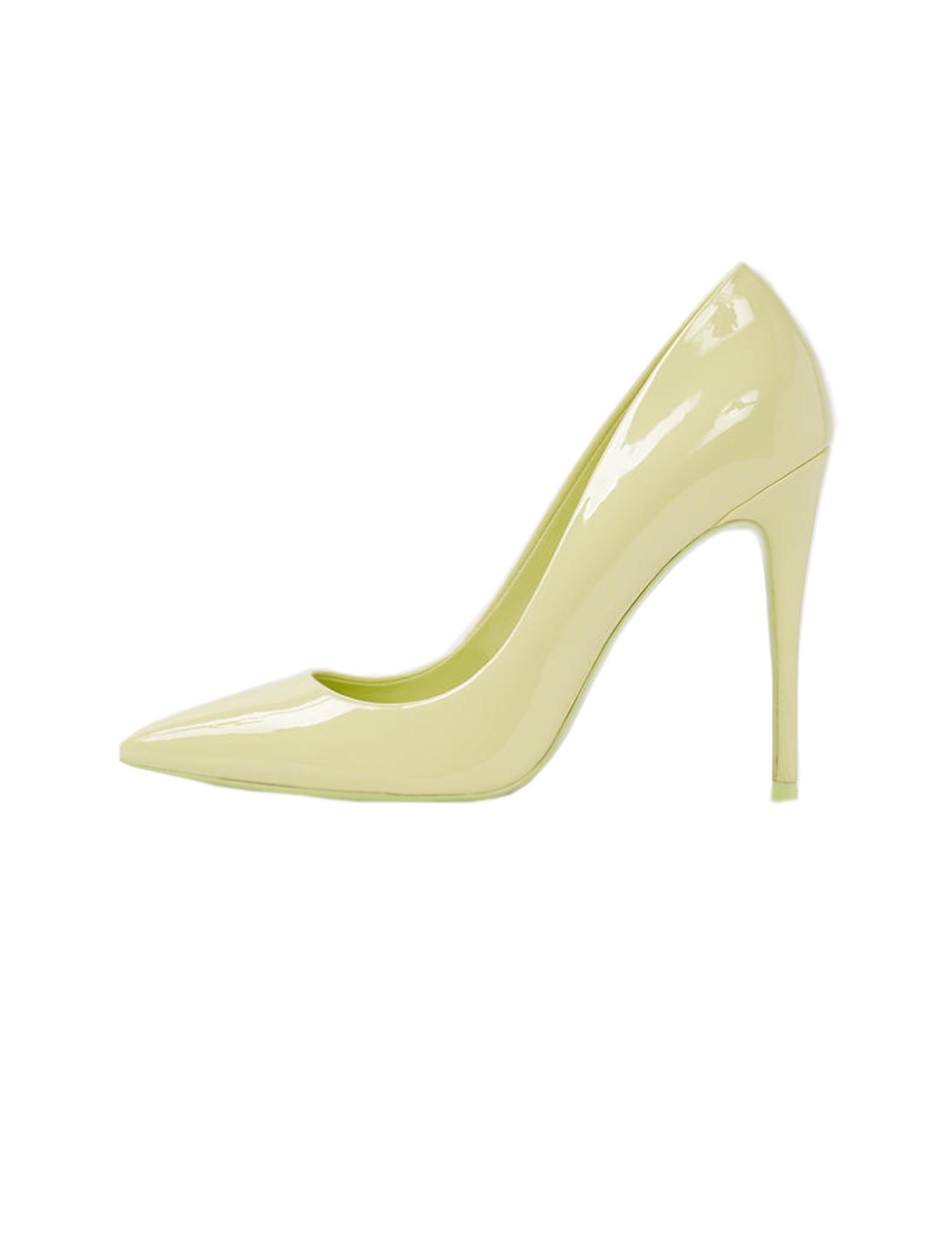 کفش پاشنه بلند زنانه - آلدو - سبز فسفري - 3