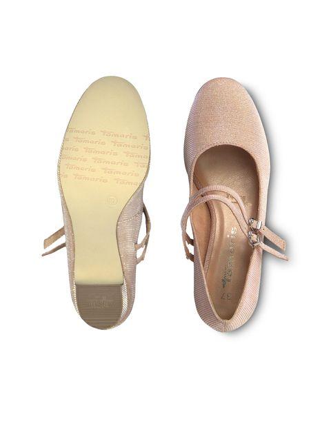 کفش پاشنه بلند زنانه MATTEO - صورتي - 2