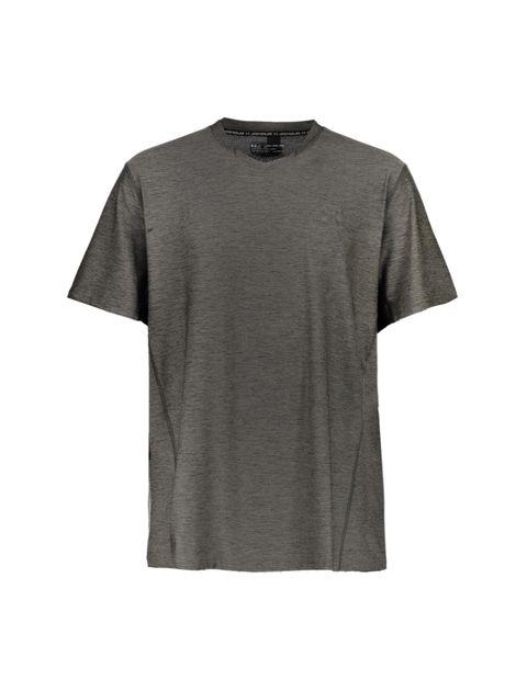 تی شرت ورزشی آستین کوتاه مردانه - طوسي - 1