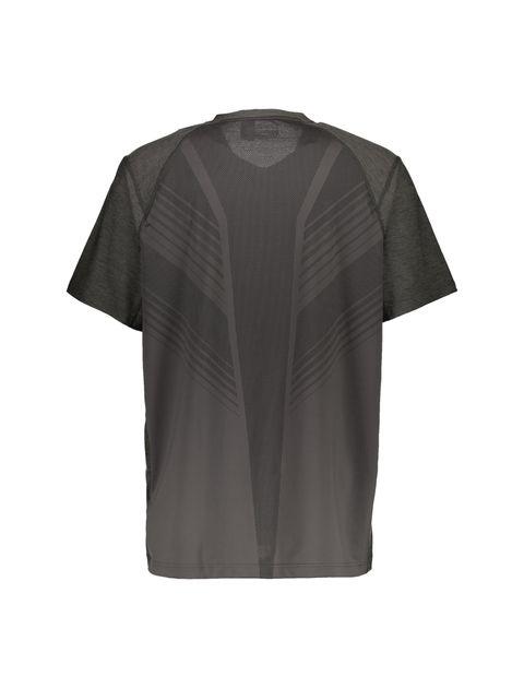 تی شرت ورزشی آستین کوتاه مردانه - طوسي - 3