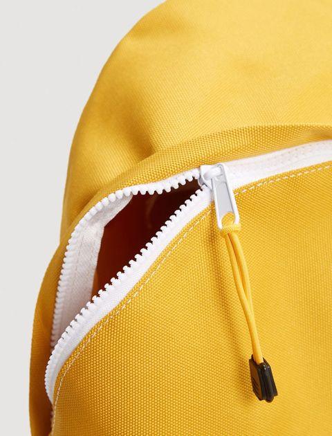 کوله پشتی روزمره مردانه - زرد - 4
