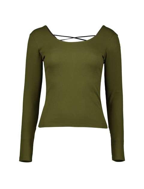 تی شرت یقه گرد زنانه - جنیفر