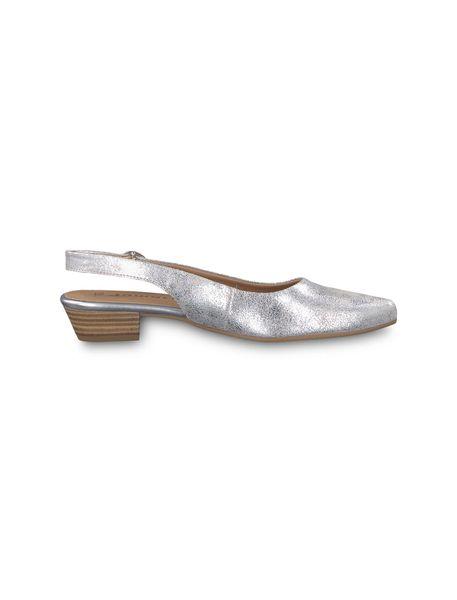 کفش پاشنه دار زنانه Trina - نقره اي - 1