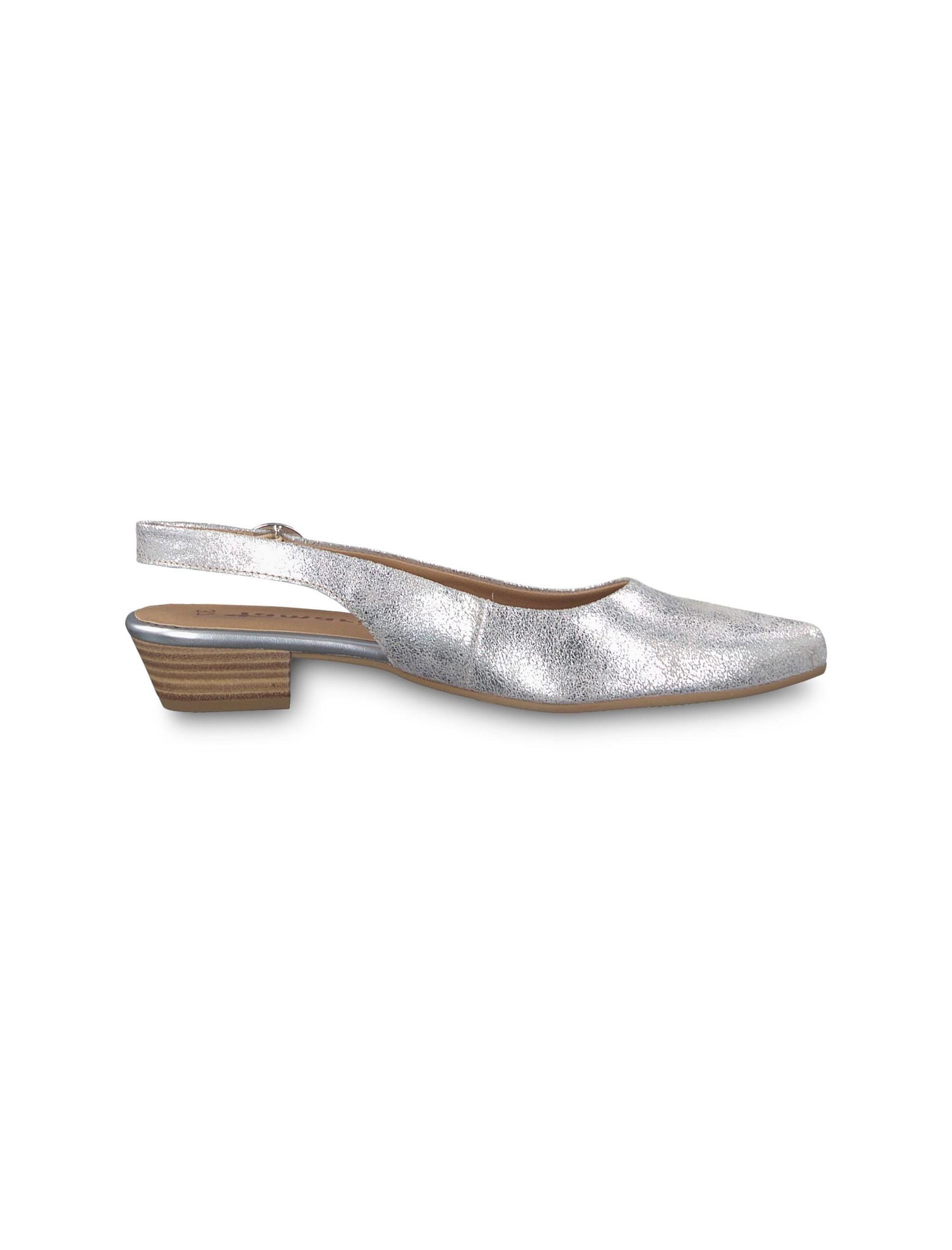 کفش پاشنه دار زنانه Trina - تاماریس - نقره اي - 1