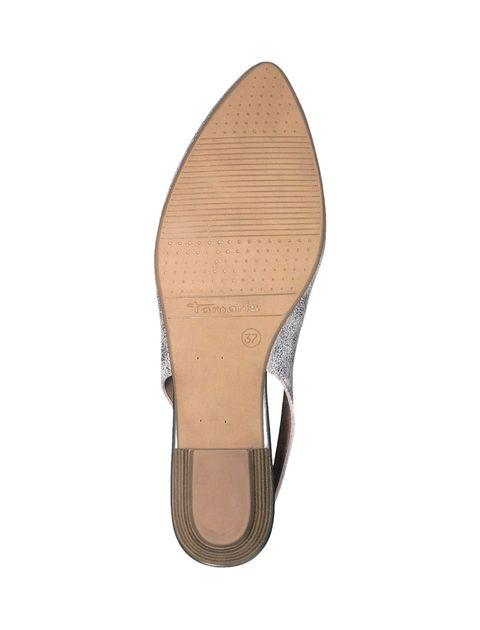 کفش پاشنه دار زنانه Trina - تاماریس - نقره اي - 5