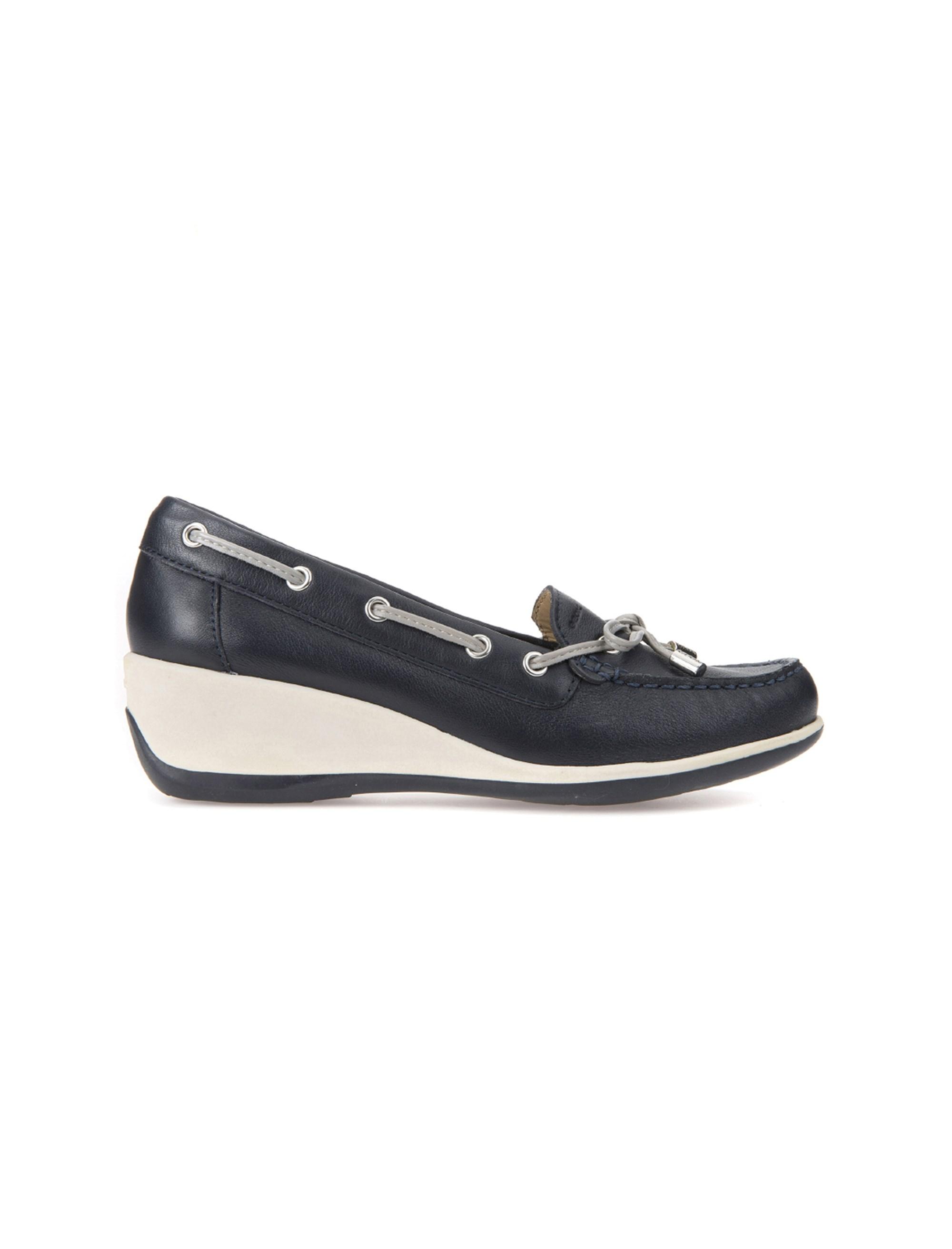 کفش لژ دار چرم زنانه Arethea - جی اوکس