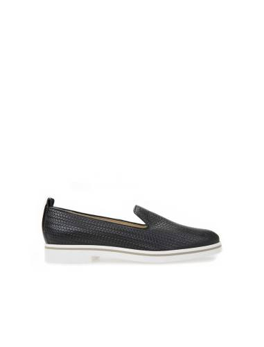 کفش تخت چرم زنانه Janal - جی اوکس