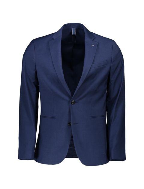 کت تک رسمی مردانه - مانگو - آبي - 1