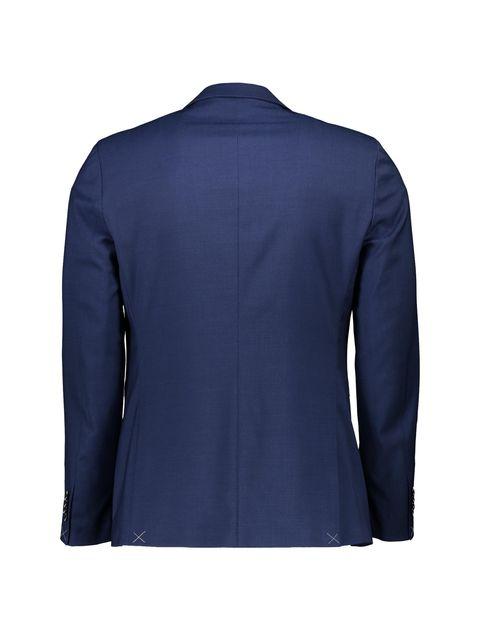 کت تک رسمی مردانه - مانگو - آبي - 3
