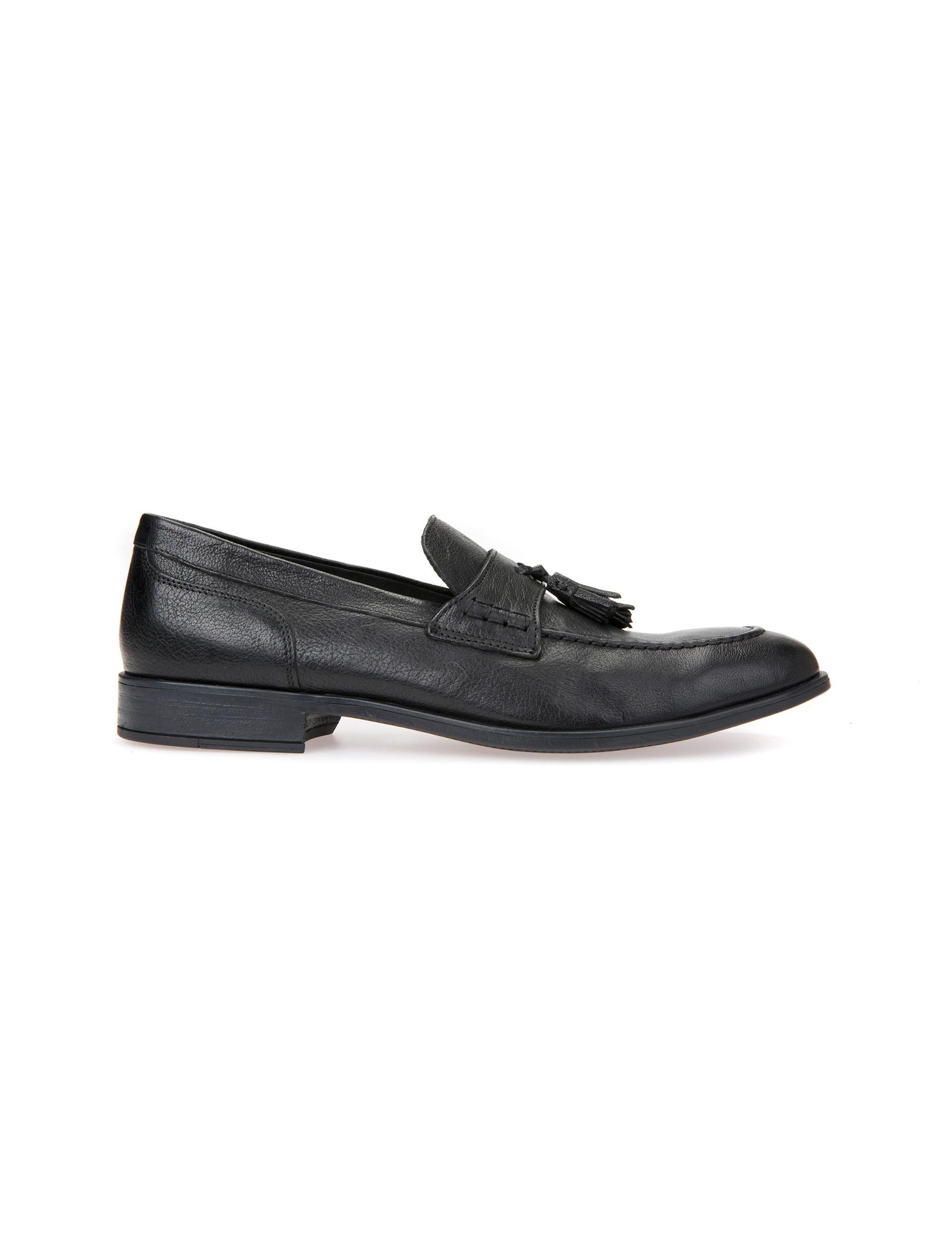 قیمت کفش راحتی چرم مردانه BRYCETON - جی اوکس
