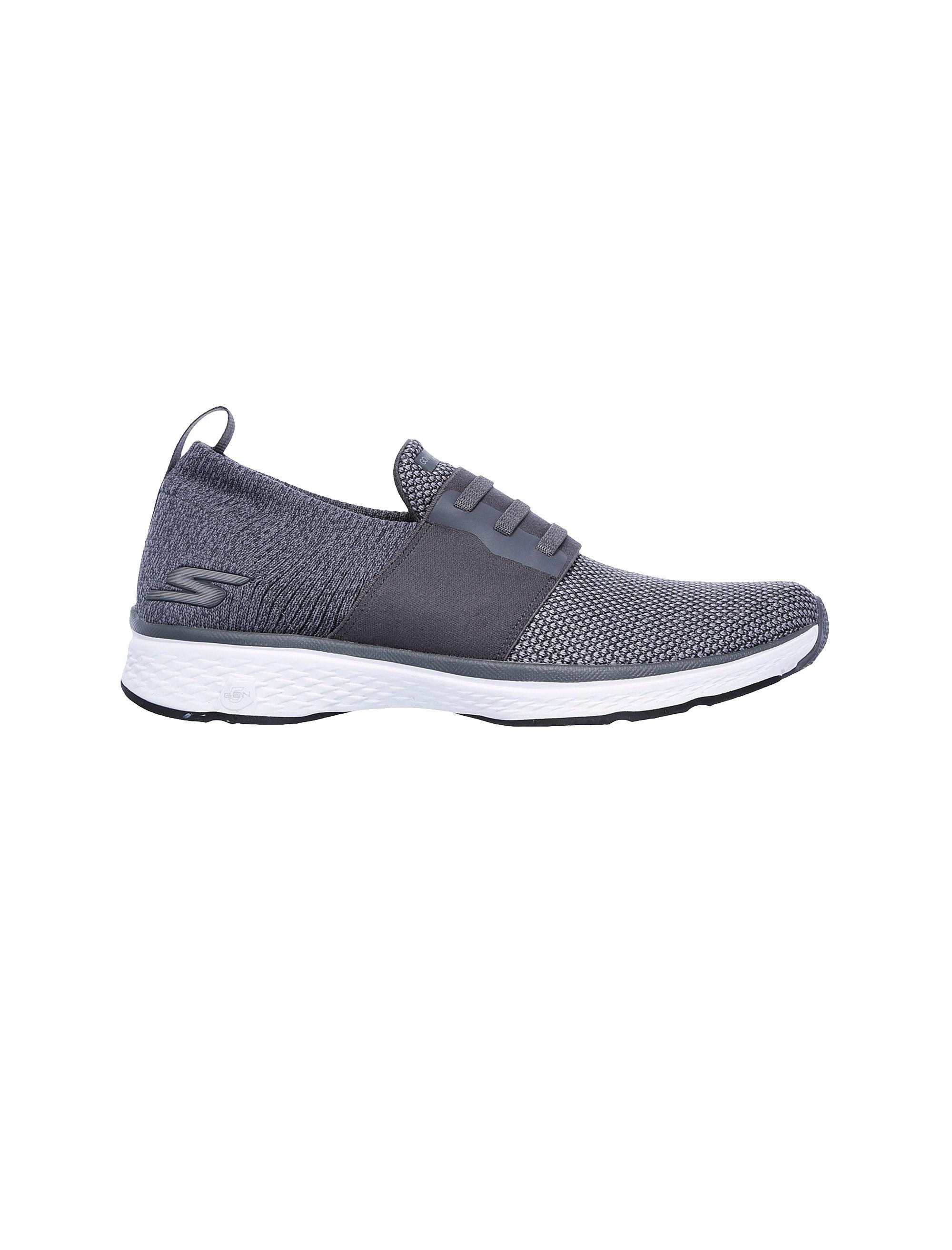 قیمت کفش پیاده روی بندی مردانه GOwalk Sport Grant - اسکچرز