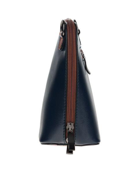 کیف دوشی روزمره زنانه - سرمه اي - 5