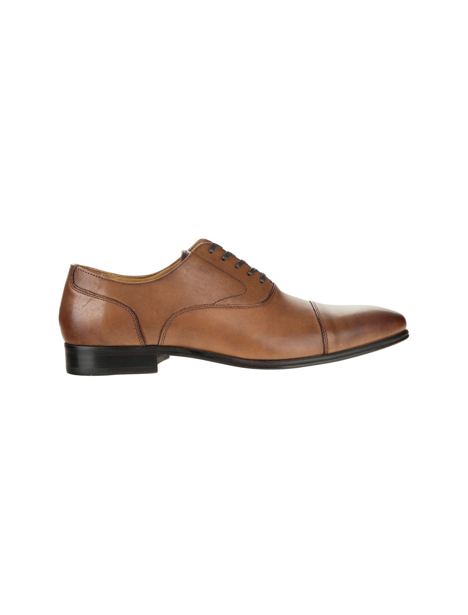 کفش رسمی چرم مردانه - آلدو - قهوه اي روشن - 1