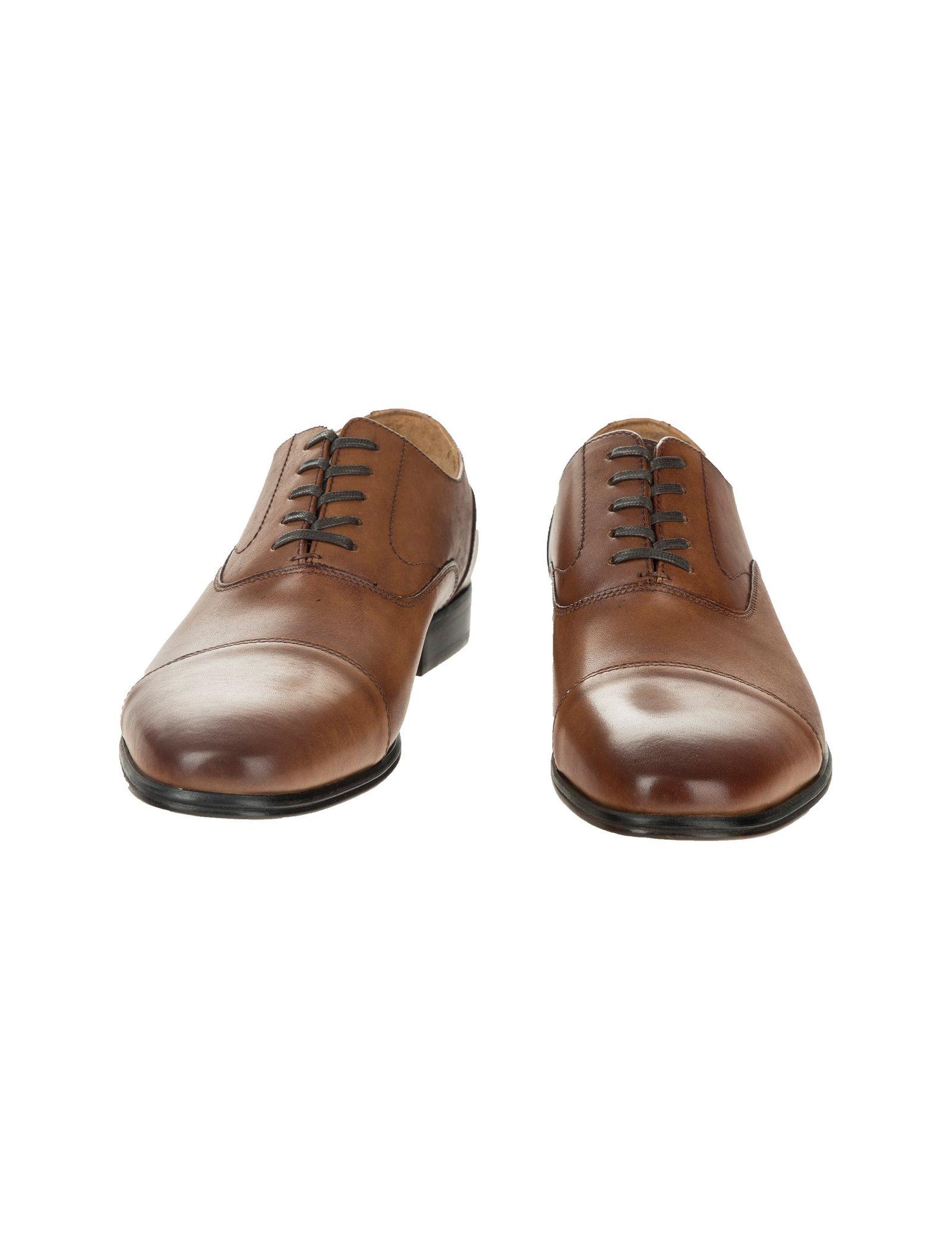 کفش رسمی چرم مردانه - آلدو - قهوه اي روشن - 3