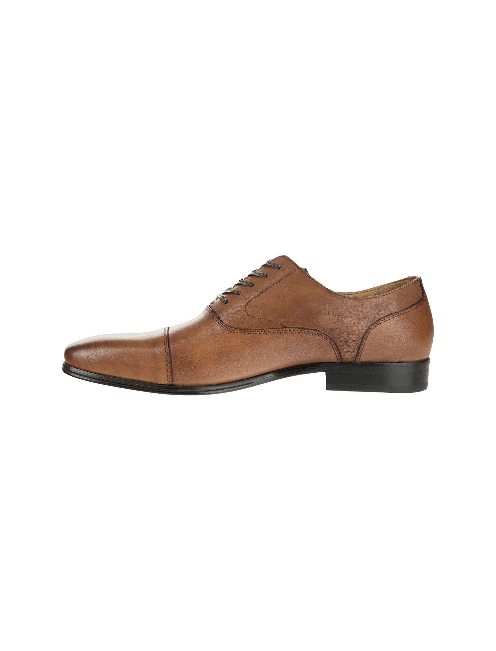 کفش رسمی چرم مردانه - آلدو - قهوه اي روشن - 5