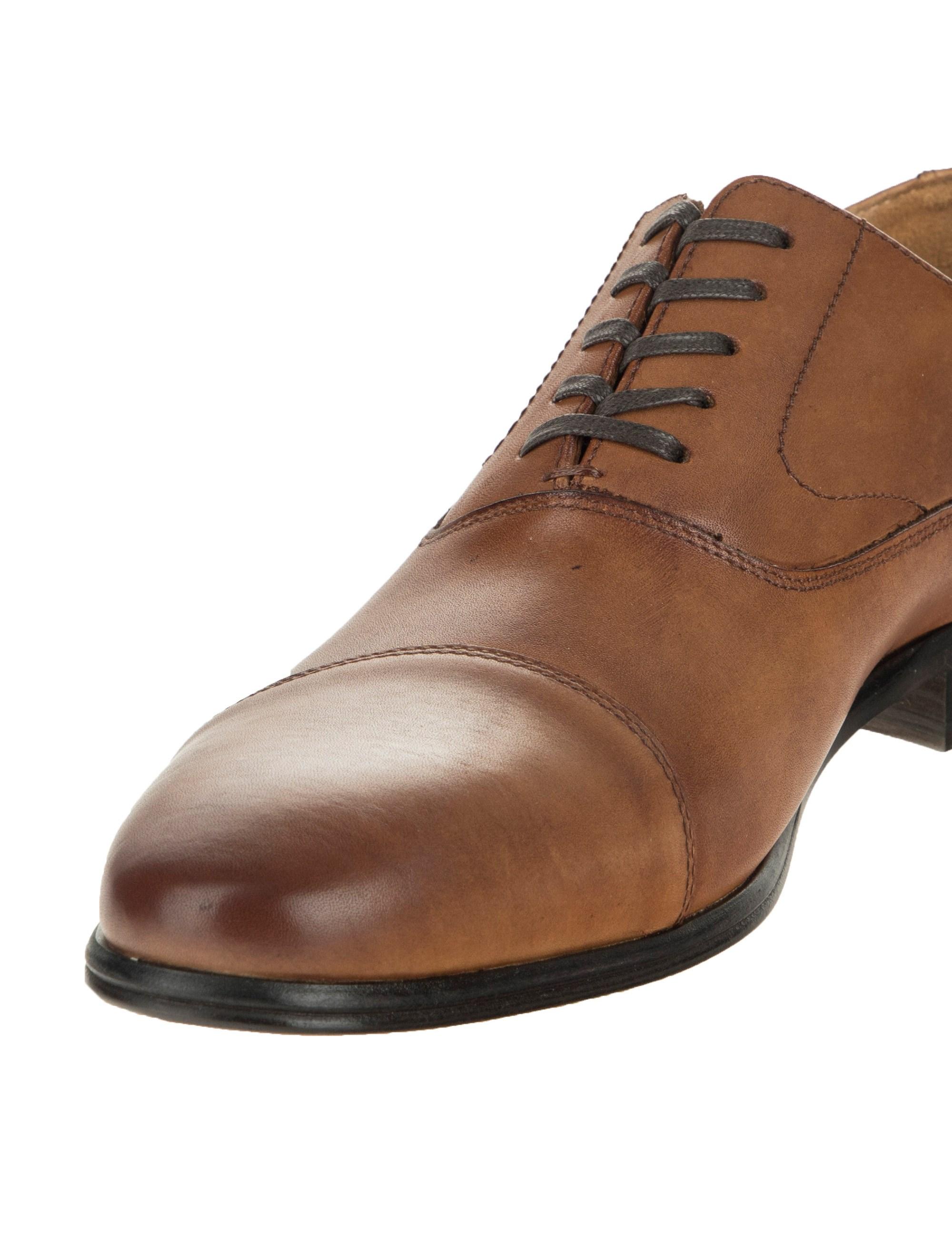کفش رسمی چرم مردانه - آلدو - قهوه اي روشن - 6