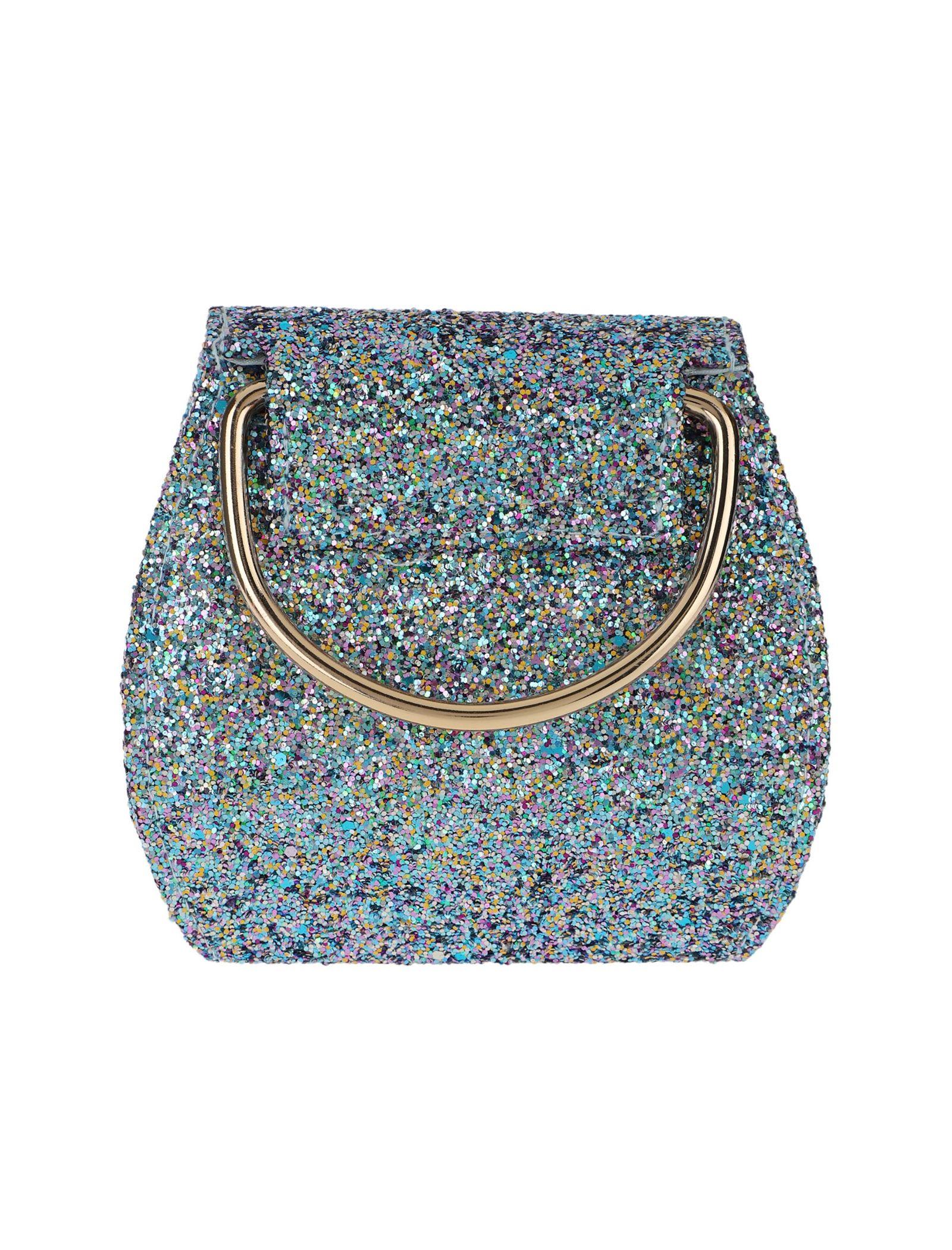 کیف دستی دخترانه - مانسون چیلدرن - آبي - 2