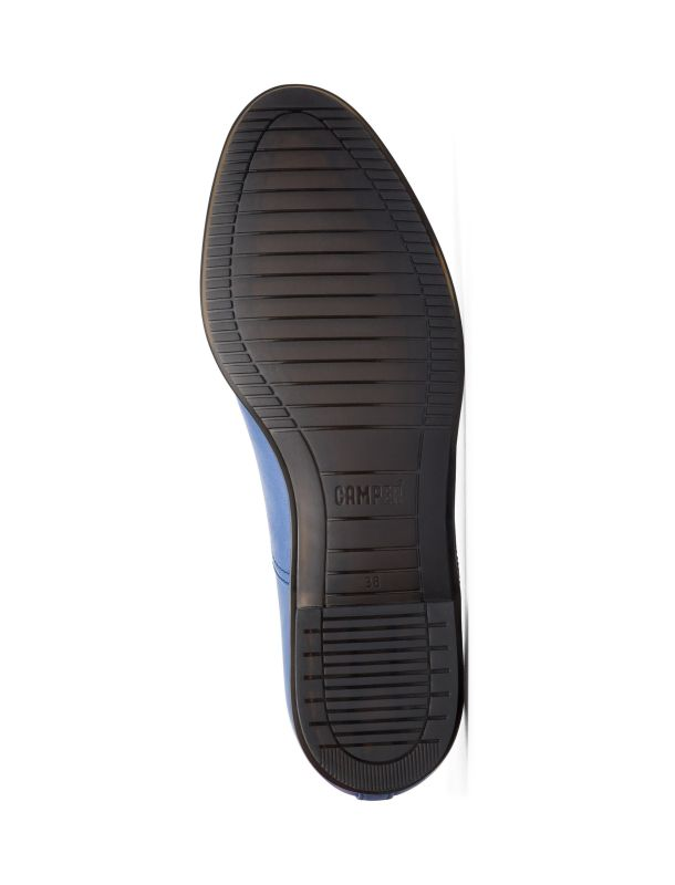 کفش چرم پاشنه کوتاه زنانه Supersoft