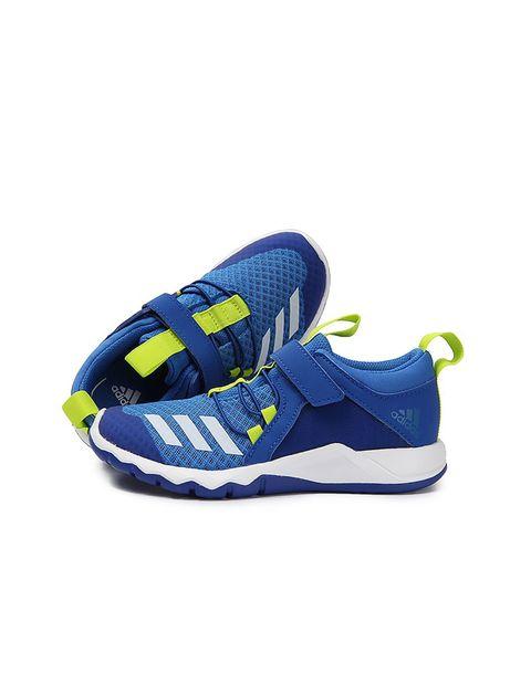 کفش تمرین چسبی پسرانه RapidaFlex - آبي - 4