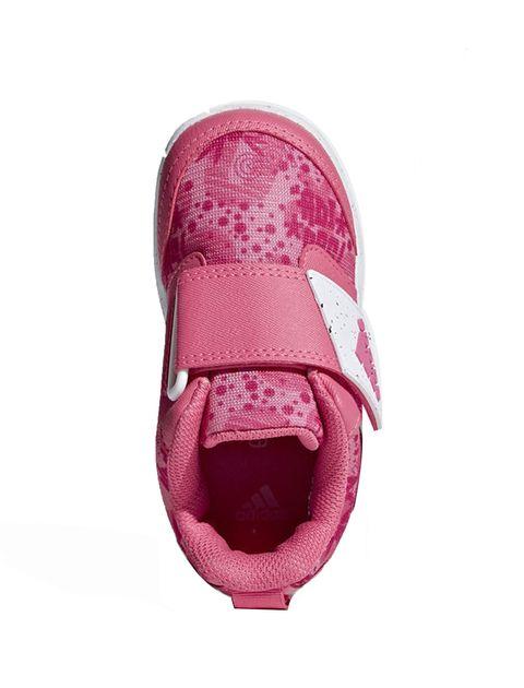 کفش تمرین چسبی دخترانه FortaPlay - صورتي - 3