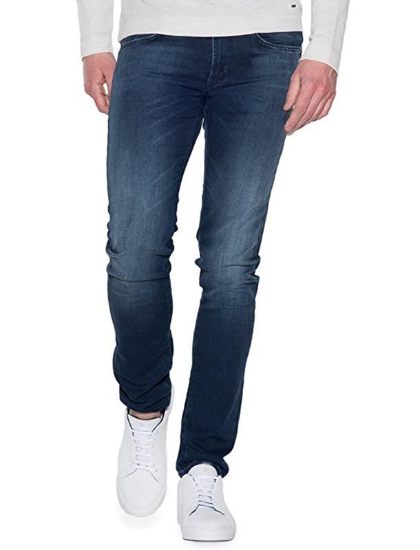 شلوار جین راسته مردانه Orange72 Comodo