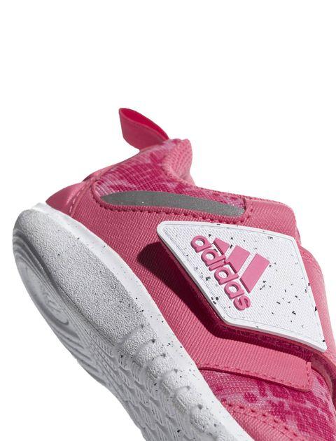 کفش تمرین چسبی دخترانه FortaPlay - صورتي - 5