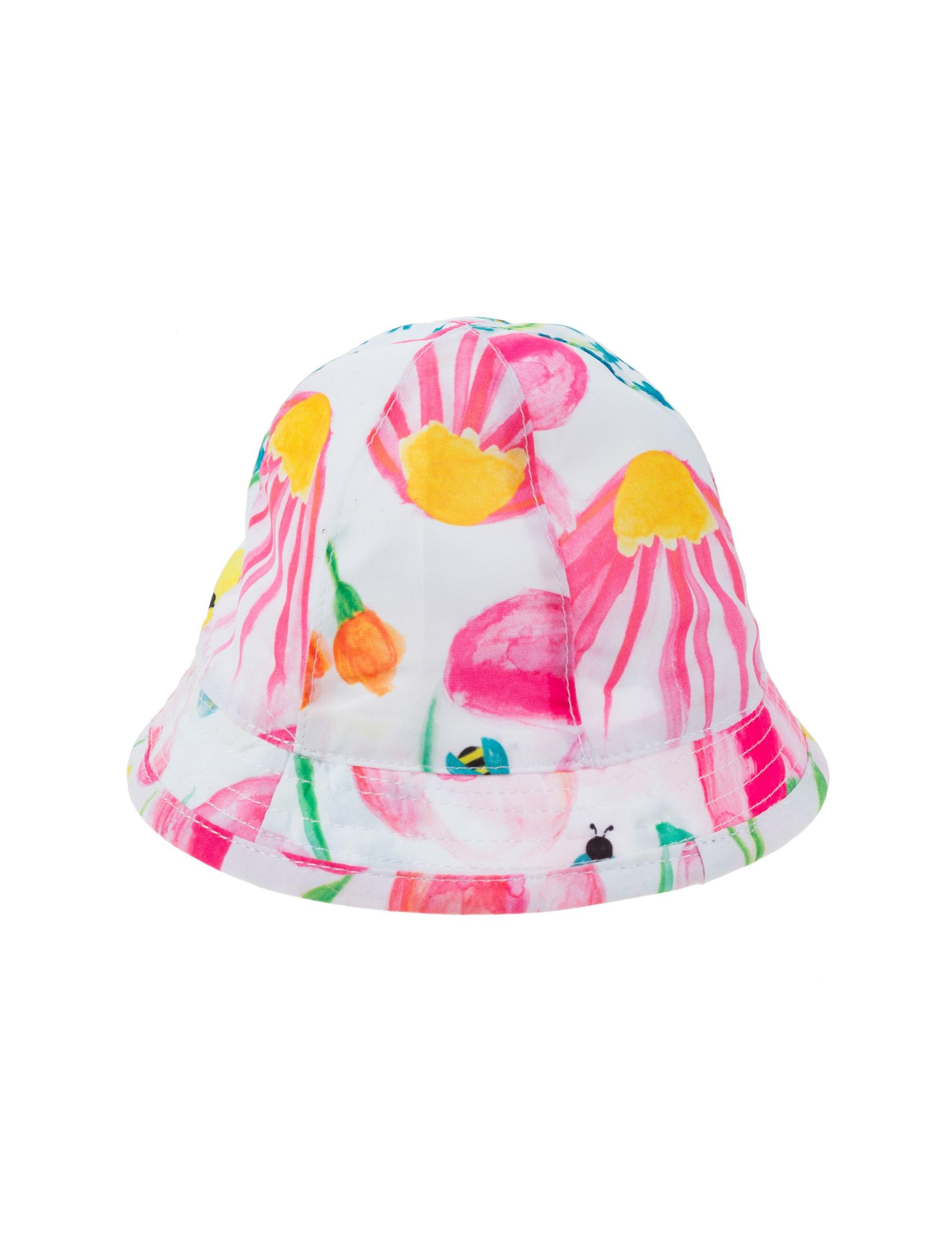 کلاه ساحلی نوزادی دخترانه