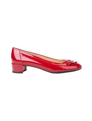 کفش پاشنه کوتاه چرم زنانه Carey - جی اوکس