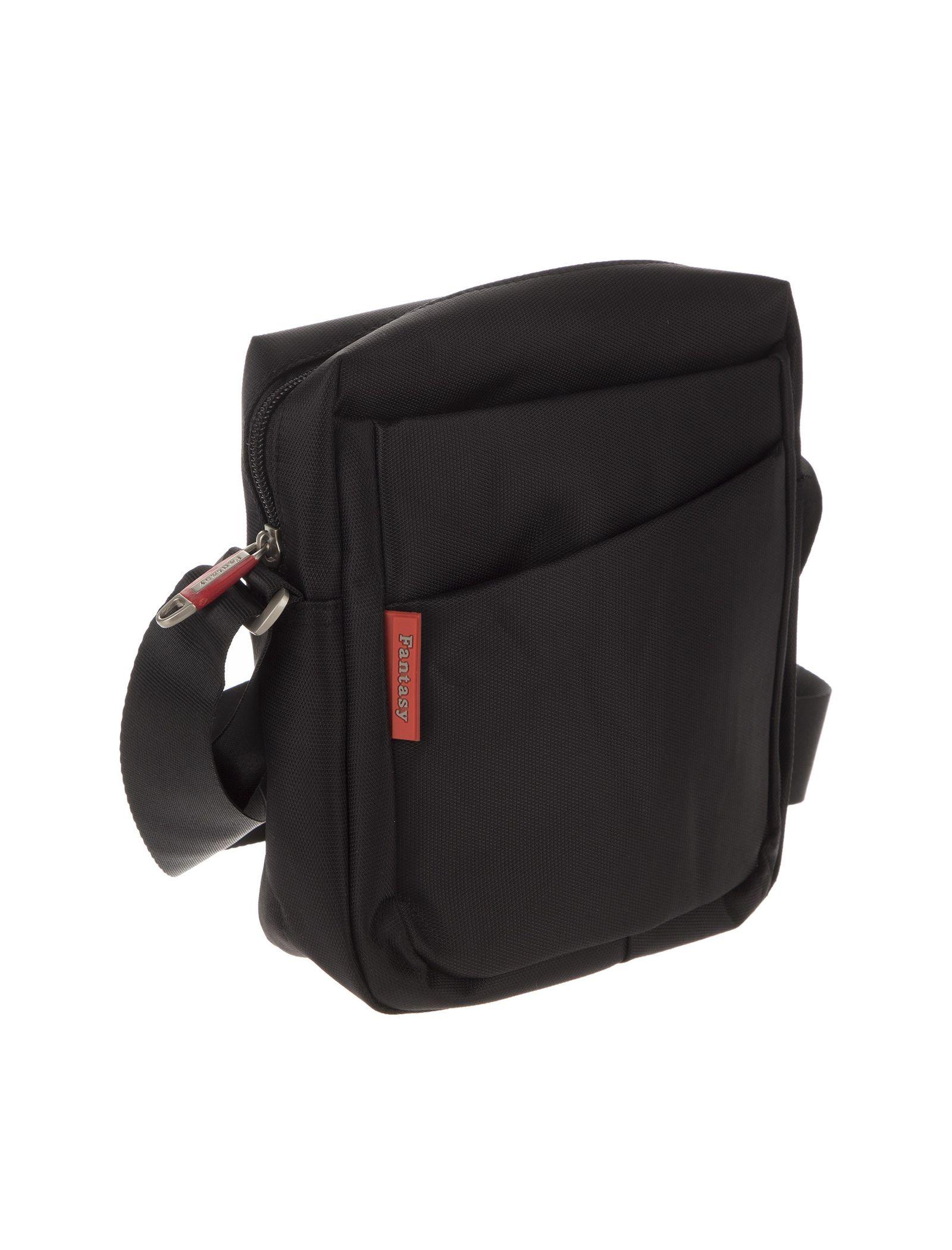 کیف دوشی روزمره بزرگسال - دادلین تک سایز - مشکي - 3