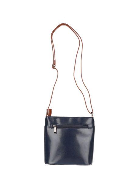 کیف دوشی زنانه - آبي - 2