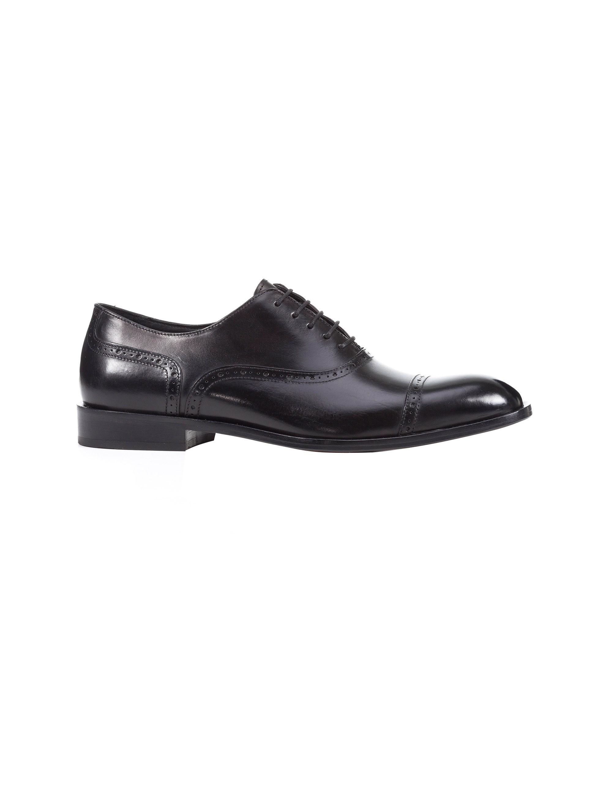 قیمت کفش رسمی چرم مردانه Saymore A - جی اوکس