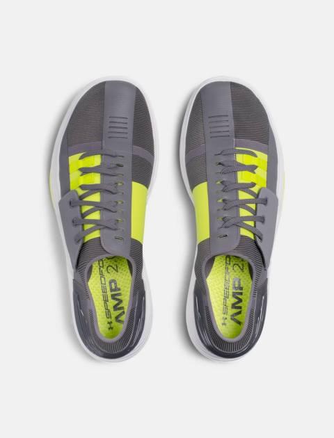 کفش تمرین بندی مردانه SpeedForm AMP 2 - طوسي - 4