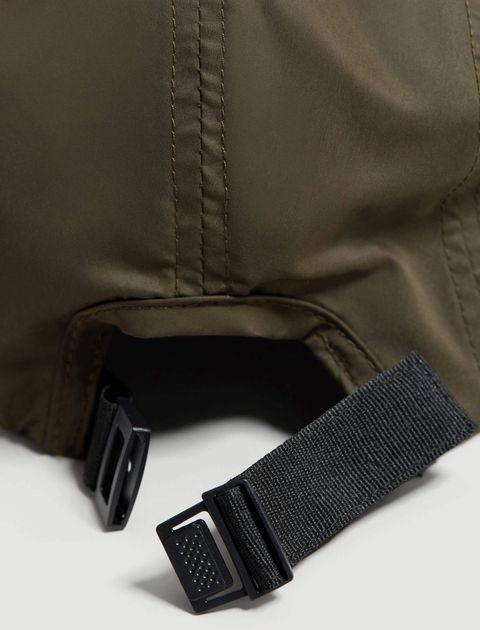 کلاه کپ مردانه - مانگو - يشمي - 3