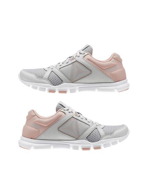 کفش تمرین بندی زنانه Yourflex Trainette 10 MT - طوسي و صورتي - 2