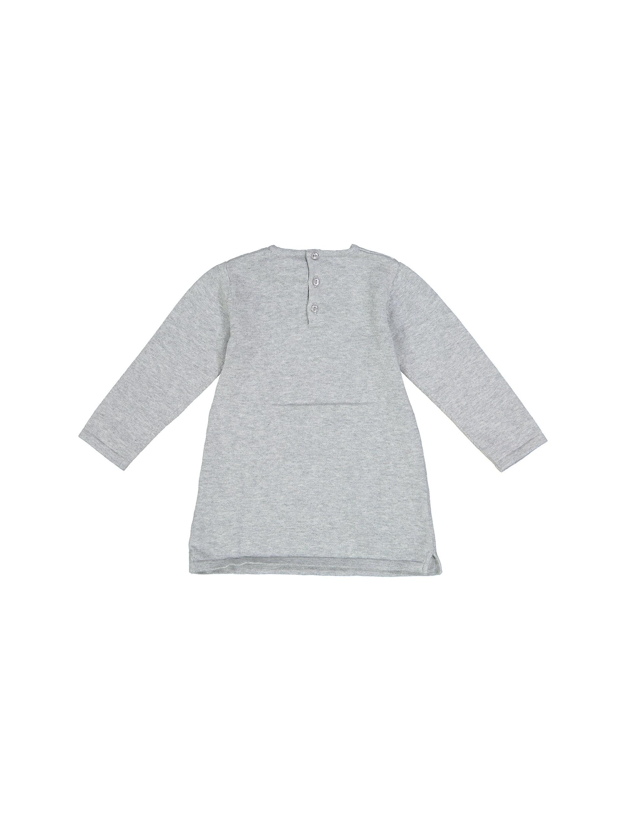 پیراهن بافتنی نوزادی دخترانه