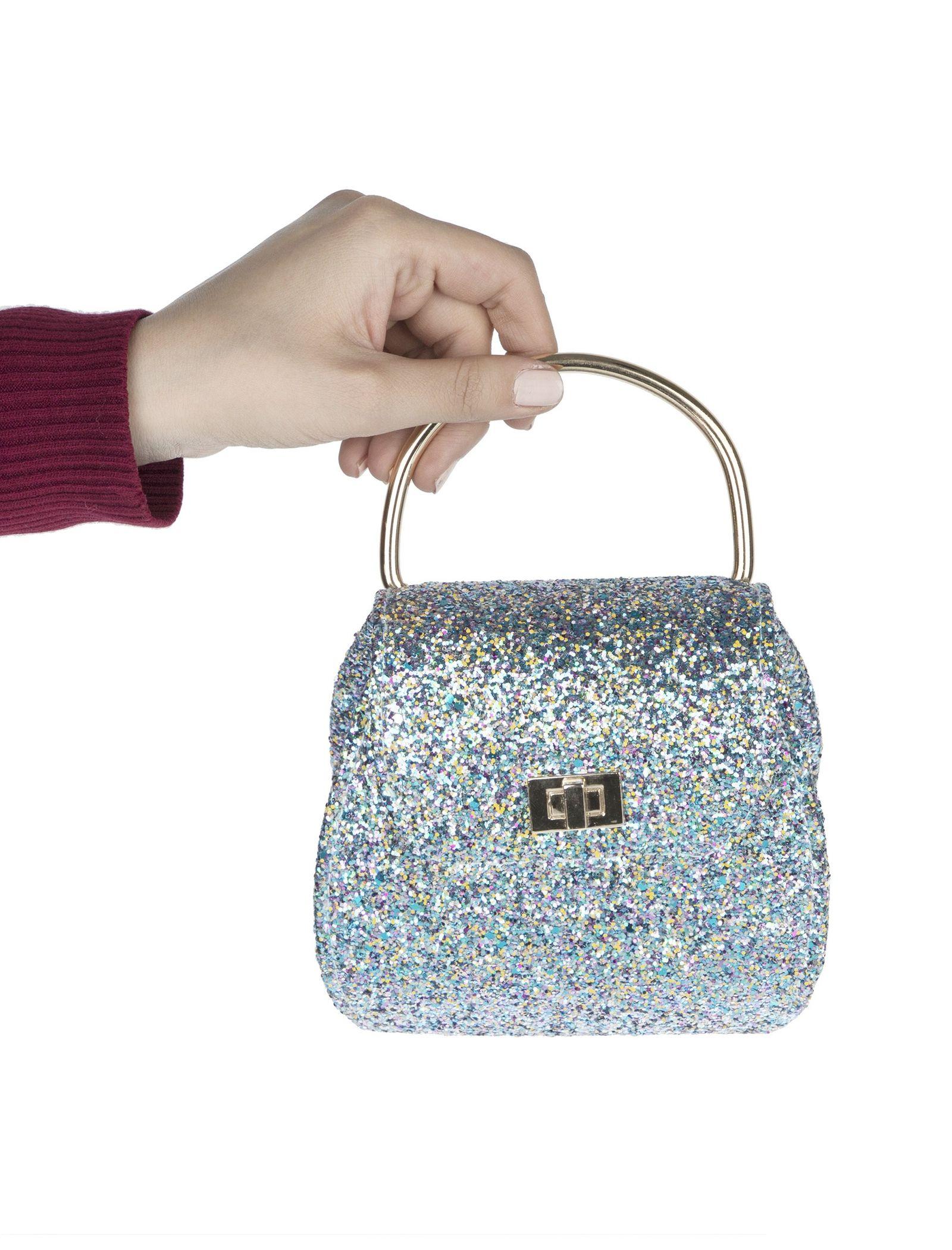 کیف دستی دخترانه - مانسون چیلدرن - آبي - 8