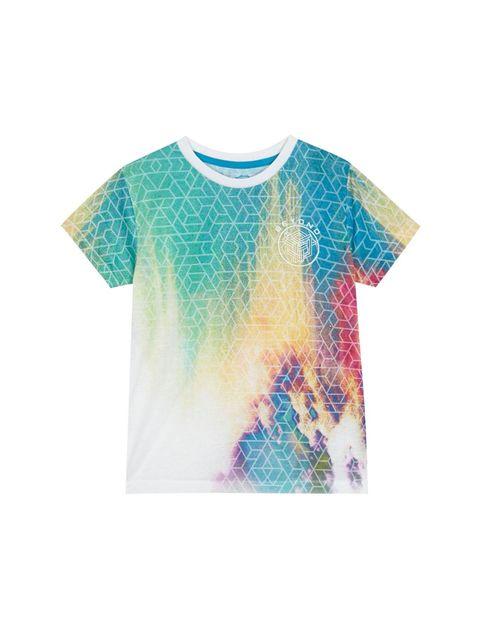 تی شرت آستین کوتاه پسرانه - چند رنگ - 1