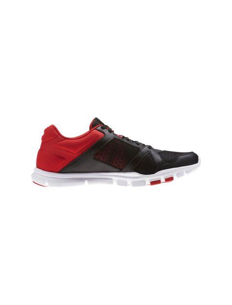 کفش تمرین بندی مردانه - مشکي - 1