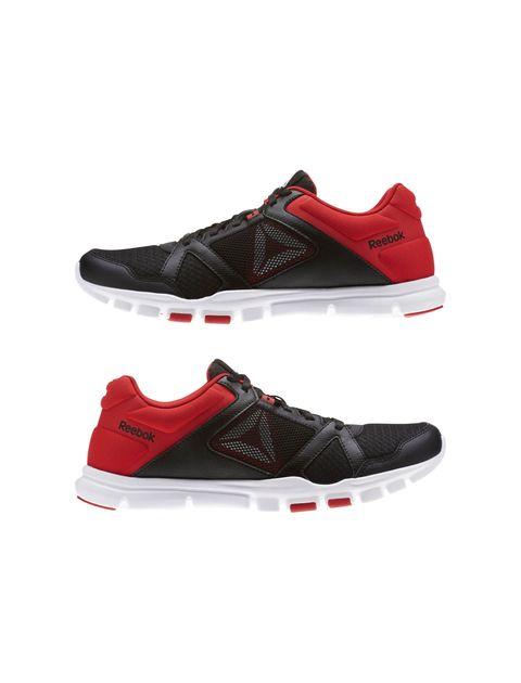 کفش تمرین بندی مردانه - مشکي - 4