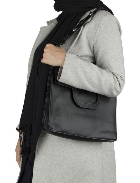کیف دستی روزمره زنانه - مشکي - 2