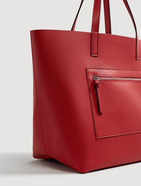 کیف دوشی روزمره زنانه - قرمز - 2