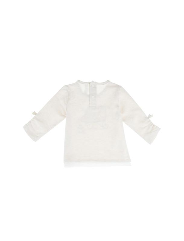 تی شرت نخی نوزادی دخترانه - ایدکس