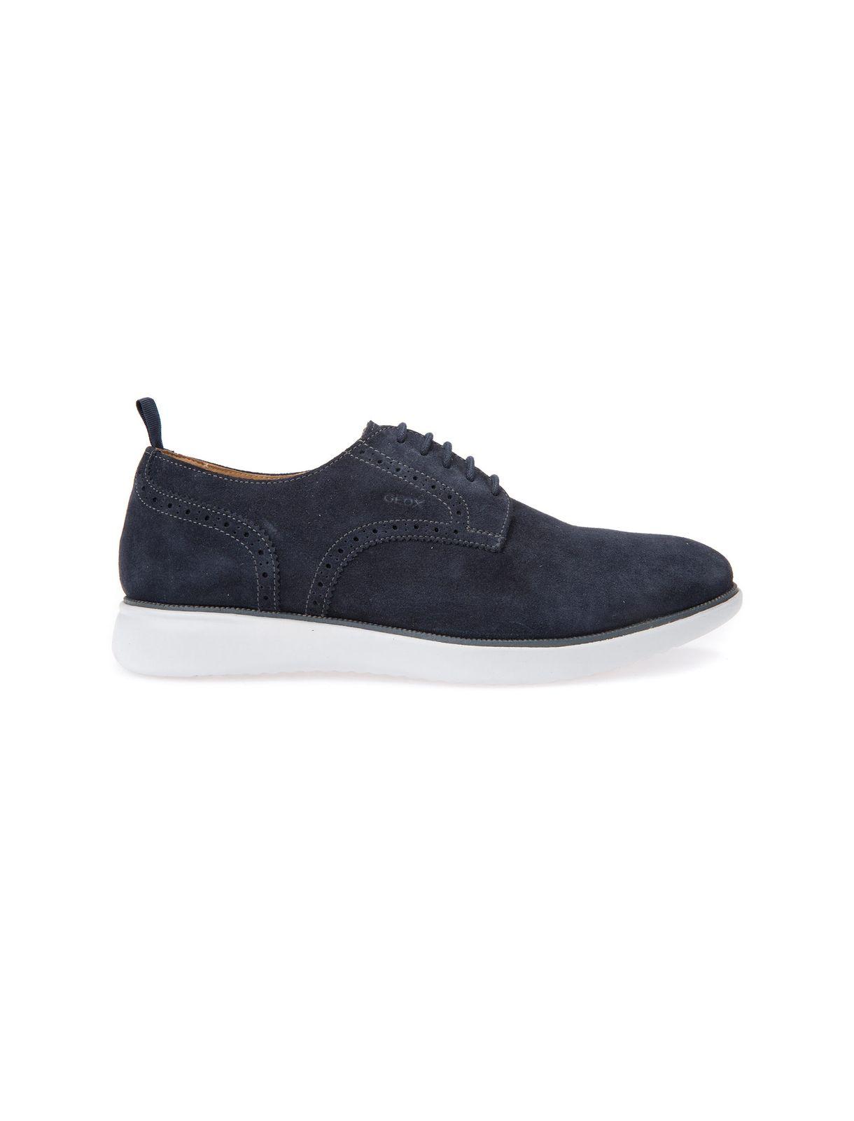 کفش جیر اداری مردانه WINFRED – جی اوکس  Men Casual Office Suede Shoes WINFRED – Geox