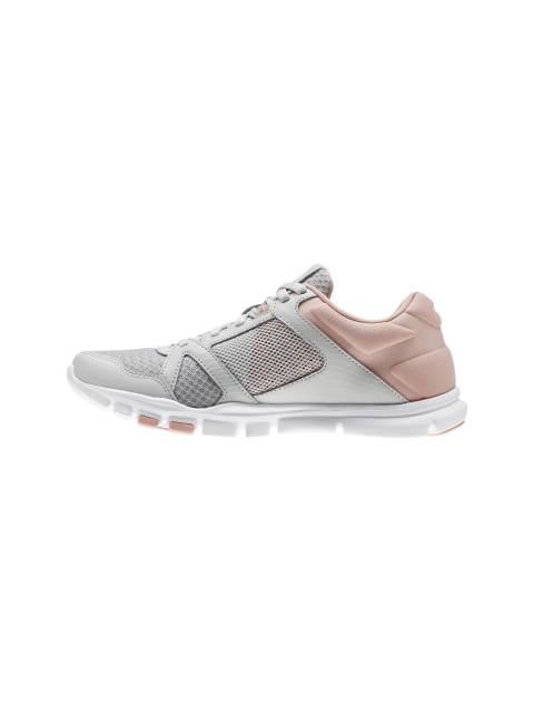کفش تمرین بندی زنانه Yourflex Trainette 10 MT - طوسي و صورتي - 3