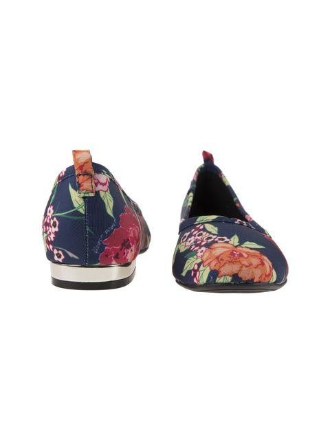 کفش تخت عروسکی زنانه - آلدو - سرمه اي - 5
