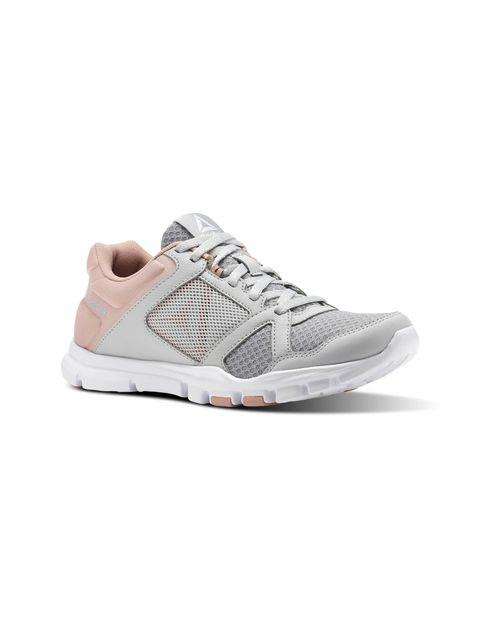 کفش تمرین بندی زنانه Yourflex Trainette 10 MT - طوسي و صورتي - 4