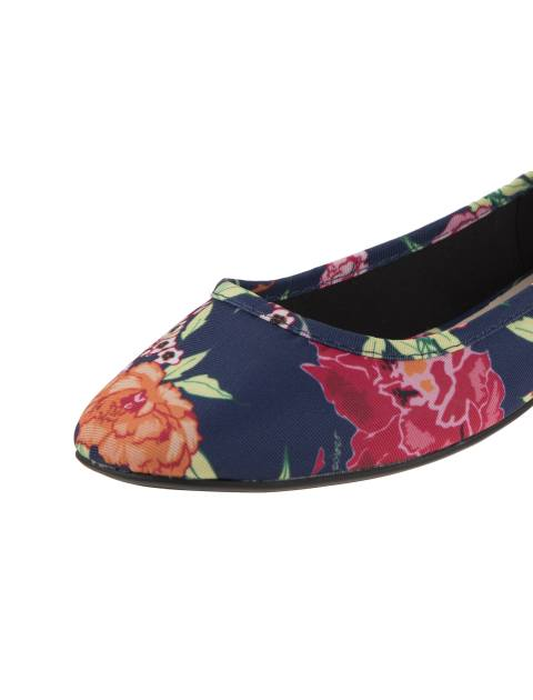 کفش تخت عروسکی زنانه - آلدو - سرمه اي - 6