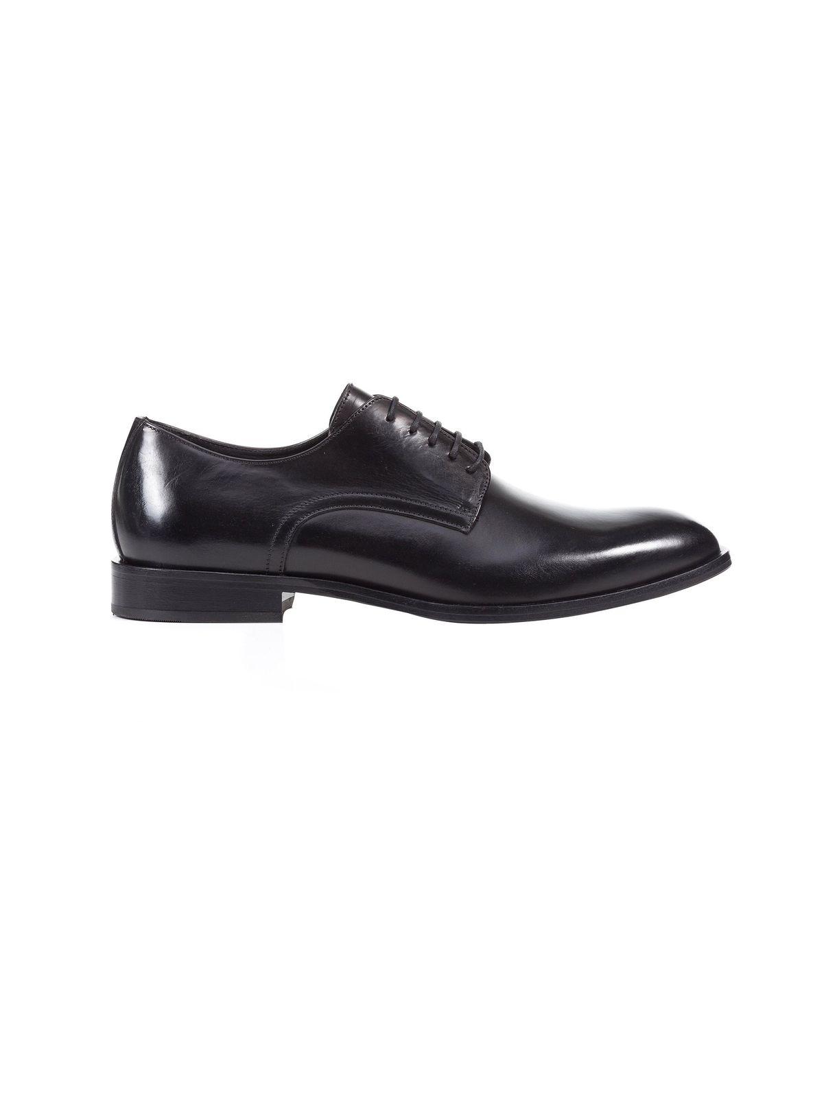 کفش اداری چرم مردانه Saymore C – جی اوکس  Men Casual Office Leather Shoes Saymore C – Geox