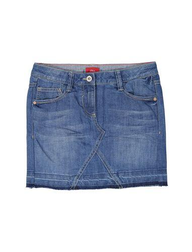 دامن جین کوتاه دخترانه - اس.اولیور